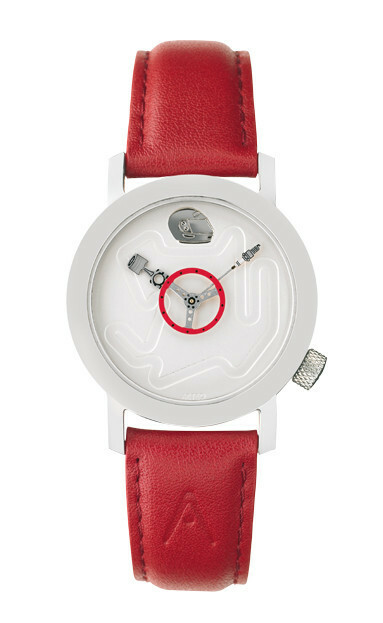 Akteo Horloge Autosport