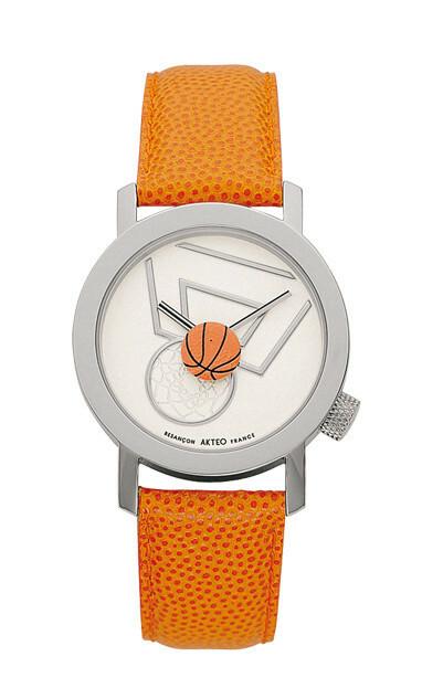Akteo Horloge  Basketbal 02