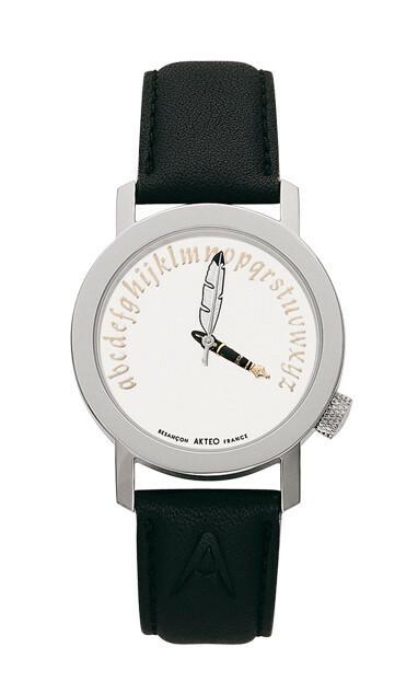 Akteo Horloge  Schrijver