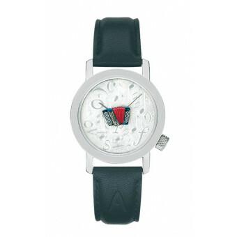 Akteo Horloge Accordeon