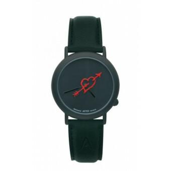 Akteo Horloge Crazy Love Black