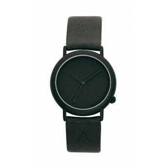 Akteo Horloge All Black