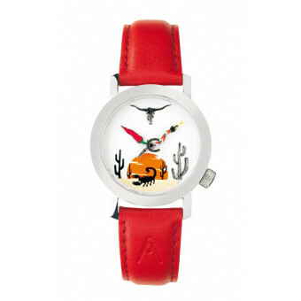 Akteo Horloge Tex Mex